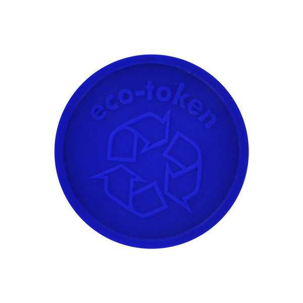 Embossed ECO-Token - Personalized & Standard Design